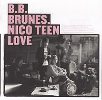 BB Brunes ‎CD Nico Teen Love - Europe (M/EX)