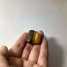 Tiger's Eye Tumblestone  - 3.2cm