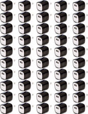 50x USB Wall Charger Power Adapter AC Home US Plug FOR iPhone X 8 7 6 Samsung LG