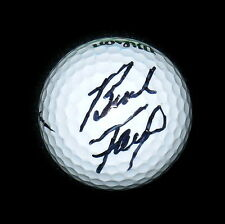 BRAD FAXON AUTOGRAPHED GOLF BALL (PGA) W/ PROOF!