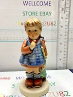 Hummel Goebel I WONDER Girl Figurine #486 TMK6 Exclusive Club 1990-91