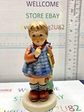 New ListingHummel Goebel I Wonder Girl Figurine #486 Tmk6 Exclusive Club 1990-91