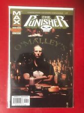 The Punisher # 7. Garth Ennis. VF condition. Bagged & Boarded. Max series
