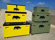 Tool Vault, van tool safe, Rhino Vault safe box. Choice of 3 sizes / 2 colours