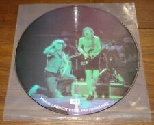 AC/DC LIMITED EDITION INTERVIEW PICTURE DISC LP 1982
