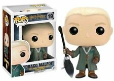 Funko Funkobobugt707 Abysse Vinyl Harry Potter 19 Draco Malfoy Quidditch Limited