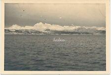 Foto Norwegen-Landschaft    1940   2.WK  (B277)