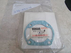 NOS OEM Yamaha Cylinder Gasket 1982 YZ80 2J5-11351-01