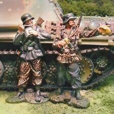 The Collectors Showcase Ww2 German Normandy Cs00618 Germans Resting Mib