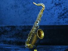 King Cleveland Tenor Saxophone Ser#C206438 Plays Great with a Beautiful Tone