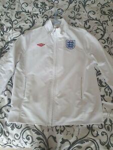 Umbro Tailored England Walk Out Jacket XL