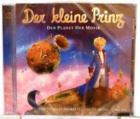 Der kleine Prinz + CD + Der Planet der Musik + Original Hörspiel zur TV Serie +
