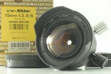 Super Rare【Brand New 】 Nikon UW-Nikkor 15mm f/2.8N for Nikonos from JAPAN #N1000