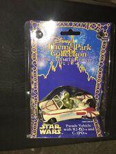 Disney Theme Park Collection Die Cast Metal Vehicle R2d2 And C-3po