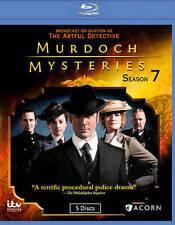 Murdoch Mysteries, Season 7 [Blu-ray] New DVD!