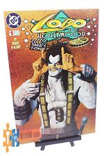 Lobo Goes To Hollywood #1 DC Comics August 1996 VF-NM