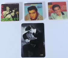 4 Elvis Presley Album Cover Fridge Magnets Thick Ceramic Refrigerator Art King