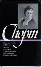 Kate Chopin: Complete Novels & Stories: At Fault / Bayou Folk / The Awakening ++