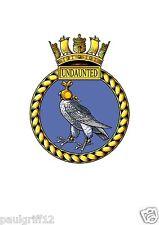 HMS Undaunted Embroidered Cummerbunds