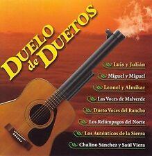Various Artists : Duelo De Duetos CD
