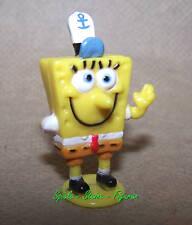 Spongebob als Käptn, Miniatur Figur/ BIP Candy Fun 2005