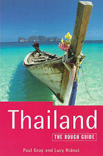 Thailand: The Rough Guide, Ridout, Lucy,Gray, Paul , Acceptable | Fast Delivery