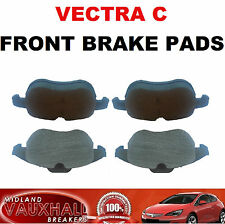 VAUXHALL VECTRA C SIGNUM SET OF FRONT BRAKE PADS 1.8 1.9 2.0 2.2 SRI CDTI DTI