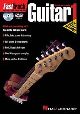 Fast Track Guitar Learn to Play Pop Rock Beginner Learner EASY Music DVD 1
