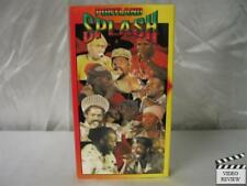 Portland Splash (VHS, 2001) Capleton, Sizzla, Coco Tea