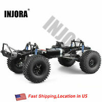 1/10 Axial SCX10 & SCX10 II 90046 RC Crawler Car 313mm Wheelbase Chassis Frame