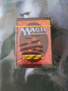 MTG - Sealed Fourth Edition Starter Deck - Magic the Gathering - 4th English