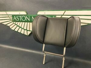 Aston Martin DB4, DB5, and BD6, (SINGLE) Winged head rest trimmed in leather