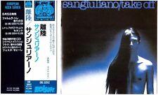 SANGIULIANO Take Off CD Top Berlin School Style Electronic—Japan Orig Press, Obi