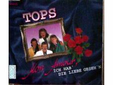 Tops Mon amour.. (1992)  [Maxi-CD]