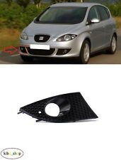 FOR SEAT TOLEDO 5P 2004 - 2010 NEW FRONT BUMPER LOWER FOG LAMP GRILL RIGHT O/S