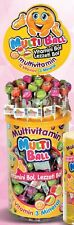 Multiball Multivitamin Lollipop for kids Multibuy 150pcs