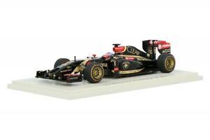 Spark 1:43 Romain Grosjean lotus f1 E22 2014 - S3089 malaysian gp