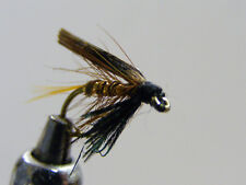 LF29 LUREFLASH FLY FISHING FLIES WHISKEY CRY FLY SIZE10 FREE POST