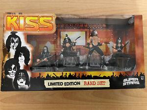 Kiss Band Merchandising Figuren Super Stars