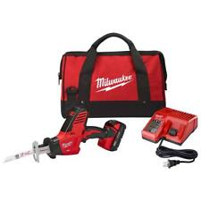 Milwaukee 2625-21CT 18V 18 Volt M18 Lithium Ion Reciprocating Sawzall Saw Kit