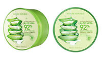 [NATURE REPUBLIC] Soothing & Moisture Aloe Vera 92% Soothing Gel  - 300ml (SET)