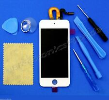 iPod Touch 5th Gen LCD Screen Replacement Digitizer Glass Assembly White tools