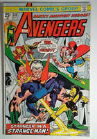 The Avengers #138 (1975) Marvel 6.5 FN+ Comic Book