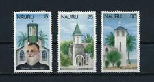 Nauru  156-8 MNH, Christmas 1977