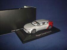 Peugeot Exalt Concept Car Salon de Pékin 2014 Norev 479985 1/43