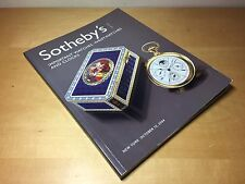 Magazine SOTHEBY'S - Patek Philippe - New York - 12 October 2004 - ENG - N08033