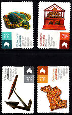 Australia 2015 Collections Complete set of  stamps S/A uncancelled no gum
