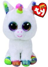 NEW Beanie Boos Pixy The White Unicorn Regular from Mr Toys