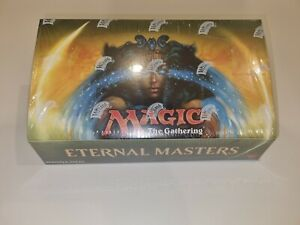 Magic The Gathering Eternal Masters Booster Box | Brand New | Item in Sydney