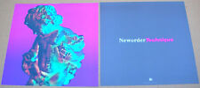 NEW ORDER Technique 2 Sided Promo 12x12 Poster Flat 1989 Mint-